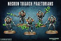 Necrons: Triarch Praetorians (Некроны: Триархи-Преторианцы)