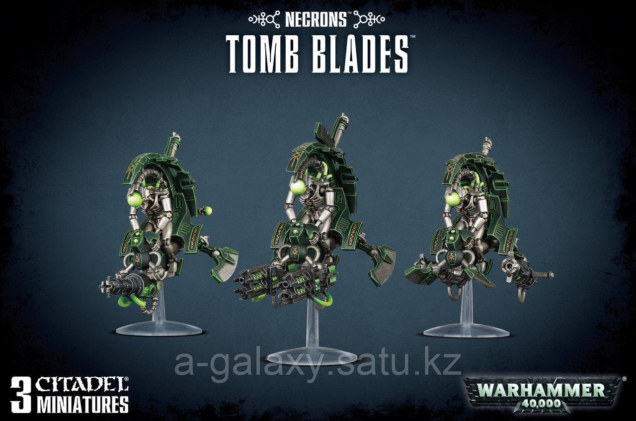 Necrons: Tomb blades (Некроны: Могильные клинки) - фото 8