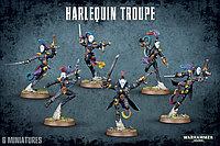 Harlequins: Troupe (Арлекины: Труппа)