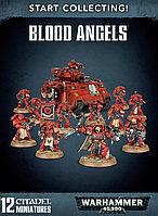 Start collecting! Blood Angels (Начни собирать! Кровавые Ангелы)