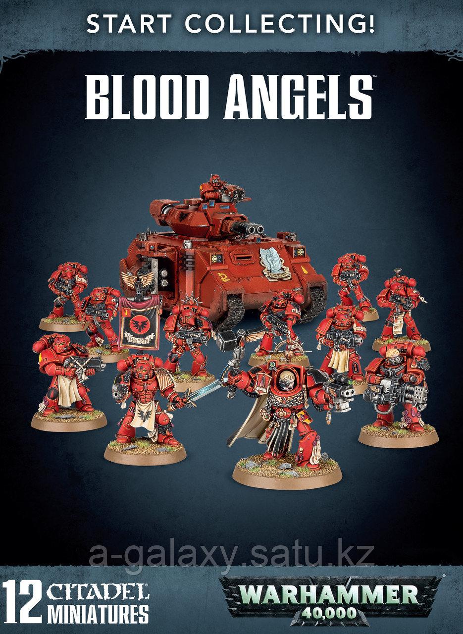 Start collecting! Blood Angels (Начни собирать! Кровавые Ангелы) - фото 1