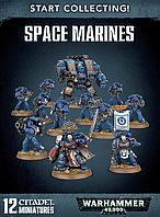 Start collecting! Space Marines (Начни собирать! Космодесант)