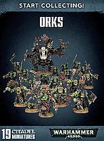 Start collecting! Orks (Начни собирать! Орки)
