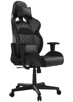 Игровое кресло GAMDIAS ZELUS E1 L B <BLACK>