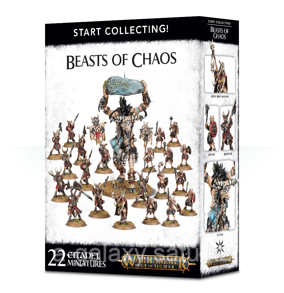 Start collecting! Beasts of Chaos (Начни собирать! Твари Хаоса) - фото 1