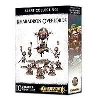 Start collecting! Kharadron Overlodrs (Начни собирать! Повелители Харадрона).