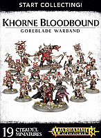 Start collecting! Khorne BloodBound (Начни собирать! Связанные кровью Кхорна)