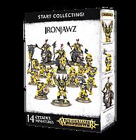 Start collecting! Ironjawz (Начни собирать! Желеные челюсти)