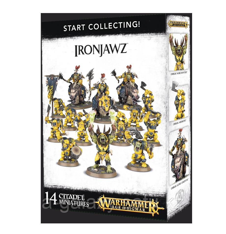 Start collecting! Ironjawz (Начни собирать! Желеные челюсти) - фото 1