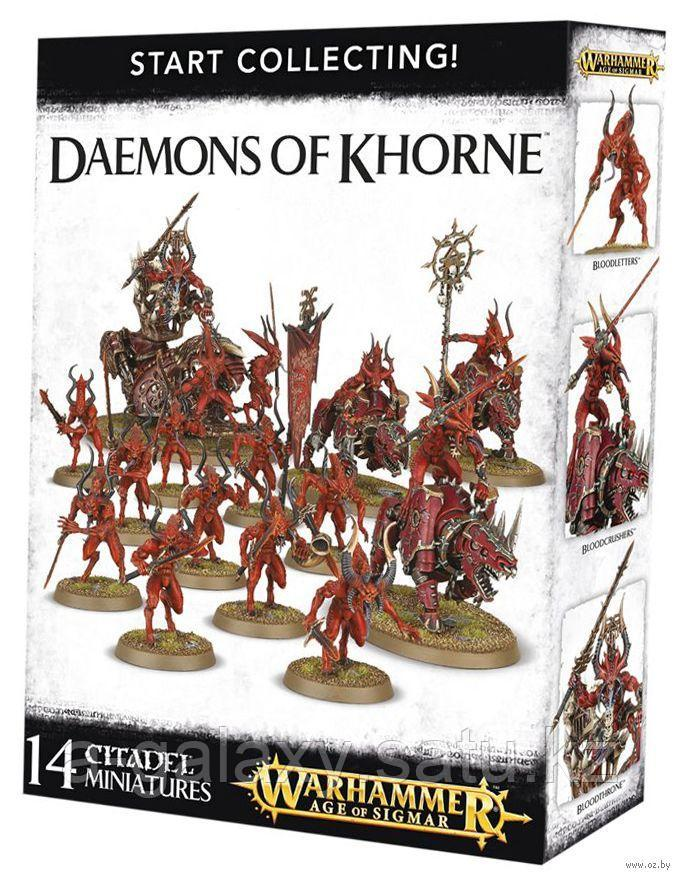 Start collecting! Daemons of Khorne (Начни собирать! Демоны Кхорна) - фото 2