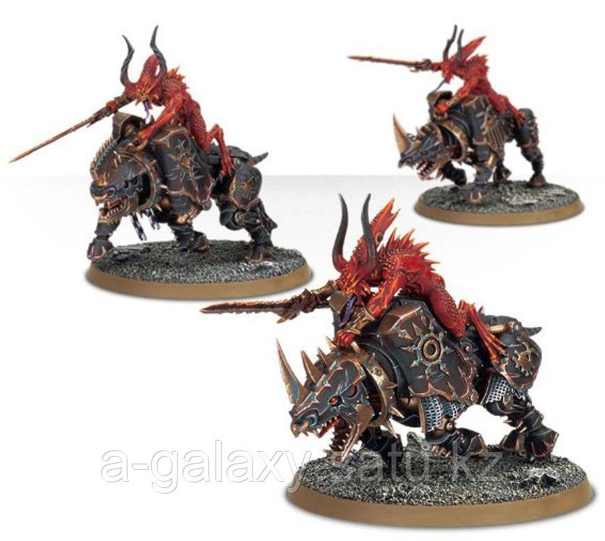Start collecting! Daemons of Khorne (Начни собирать! Демоны Кхорна) - фото 3