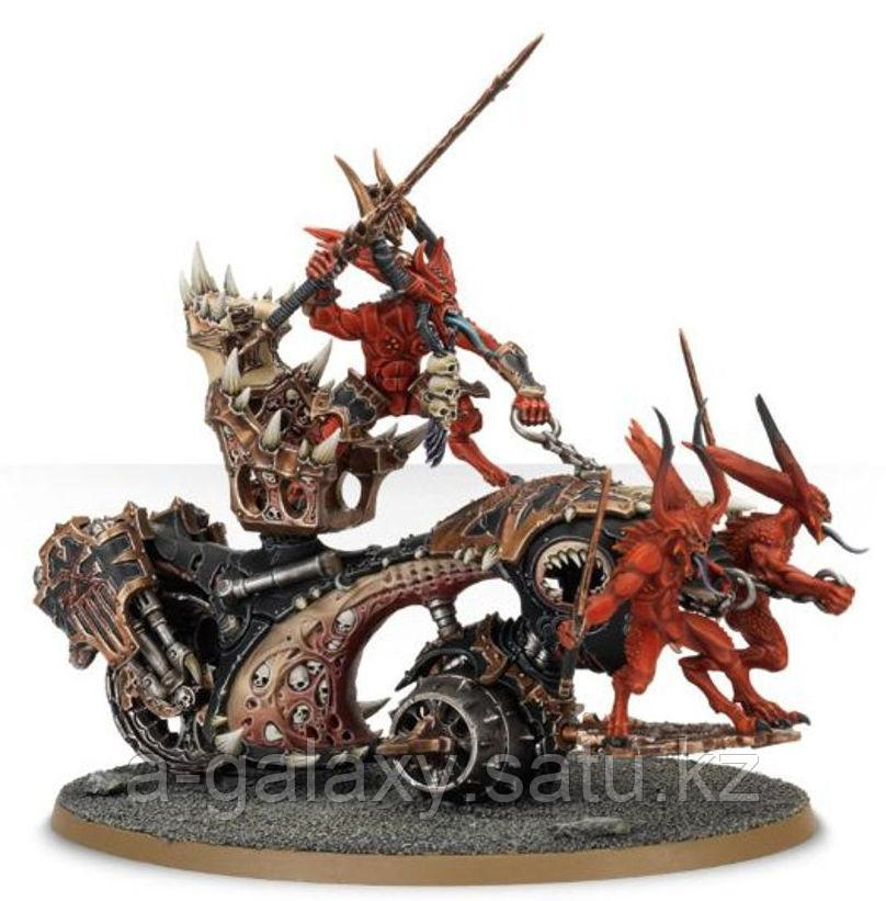 Start collecting! Daemons of Khorne (Начни собирать! Демоны Кхорна) - фото 5