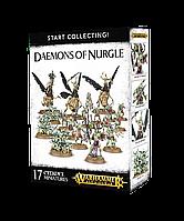 Start collecting! Daemons of Nurgle (Начни собирать! Демоны Нургла)