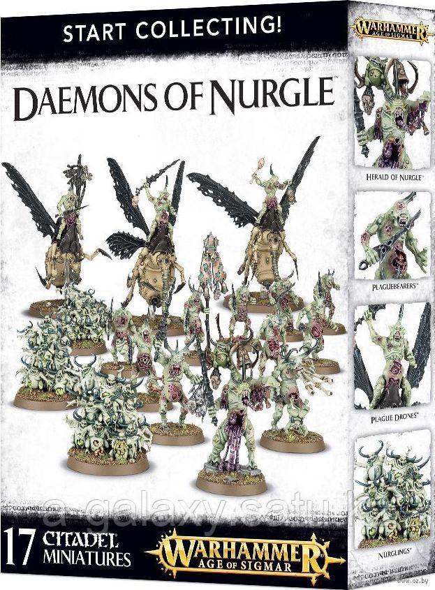 Start collecting! Daemons of Nurgle (Начни собирать! Демоны Нургла) - фото 2