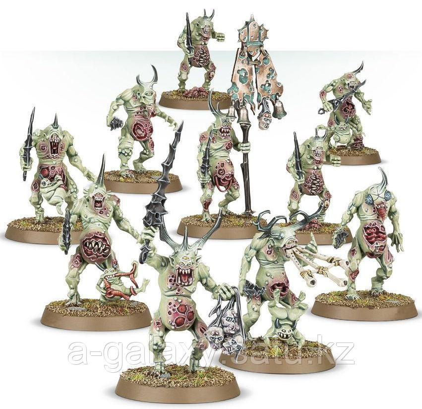 Start collecting! Daemons of Nurgle (Начни собирать! Демоны Нургла) - фото 3