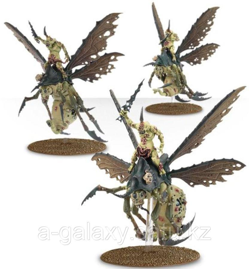 Start collecting! Daemons of Nurgle (Начни собирать! Демоны Нургла) - фото 4
