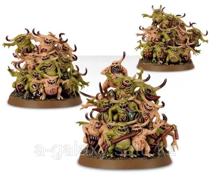Start collecting! Daemons of Nurgle (Начни собирать! Демоны Нургла) - фото 5