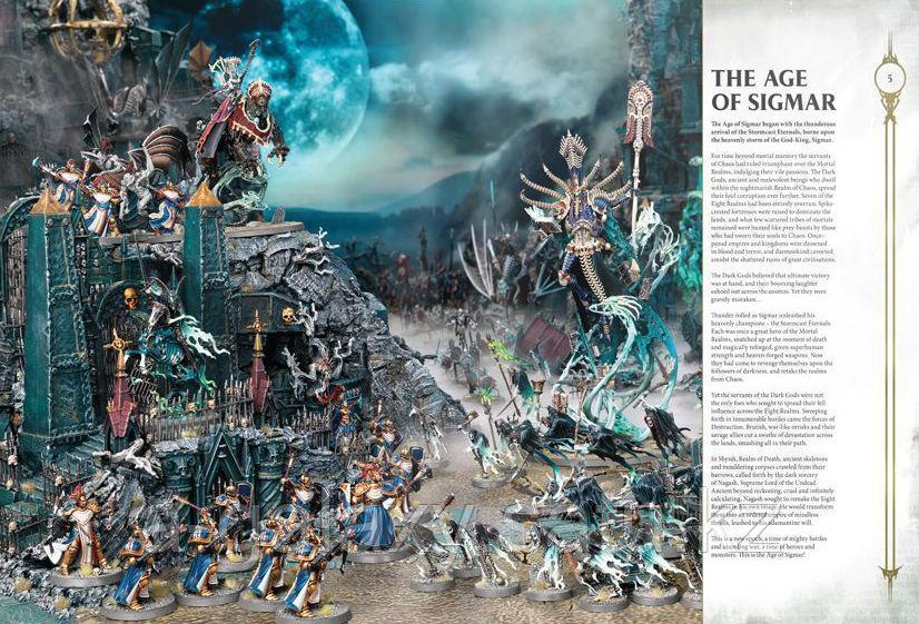 Age of Sigmar: Storm Strike (Эра Сигмара: Штормовой удар) (Eng.) - фото 5