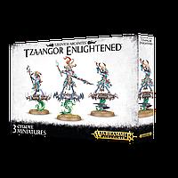 Tzeentch Arcanites: Tzaangor Enlightened (Арканиты Тзинча: Тцаангорианский просветлённый)