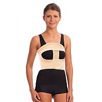 Бандаж Тривес послеоперационный на грудную женский размер 4 Trives