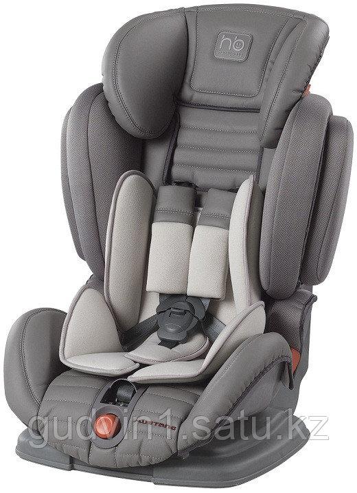 Автокресло Happy Baby Mustang Gray 00-74222
