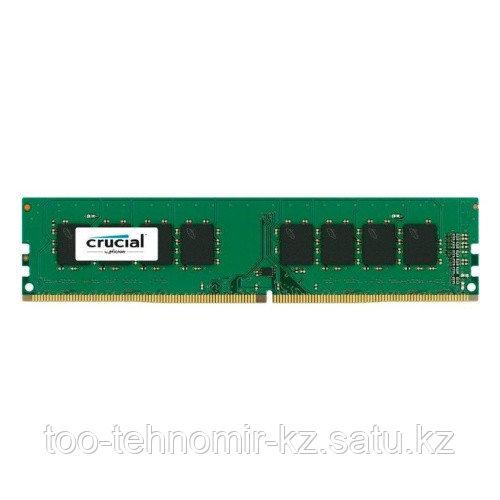 Оперативная память DDR4 4Gb 2400MHz Crucial PC4-19200 CT4G4DFS824A