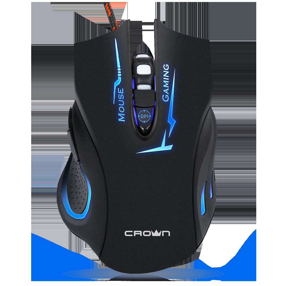 Игровая мышь CROWN CMXG-615 GALAXY