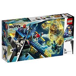 Конструктор LEGO Hidden Side Трюковый самолет Эль-Фуэго 70429