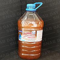 Хозяйственное жидкое мыло 72%, 5 л.
