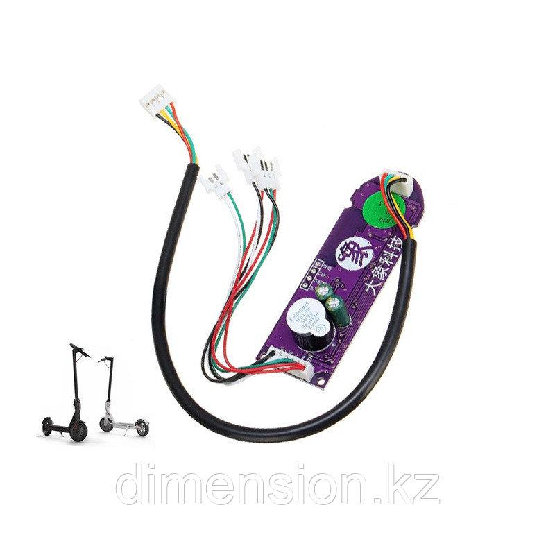 Рулевая плата на электросамокат Xioami m365 mijia electric scooter