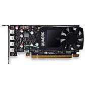Видеокарта Quadro (490-BDTB) P400 Dell PCI-E 2048Mb OEM