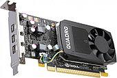 Видеокарта VCQP400DVI-PB PNY Quadro P400 2GB GDDR5 64bit 14nm (HDCP)/Mini DisplayPort*3 to DP adapte