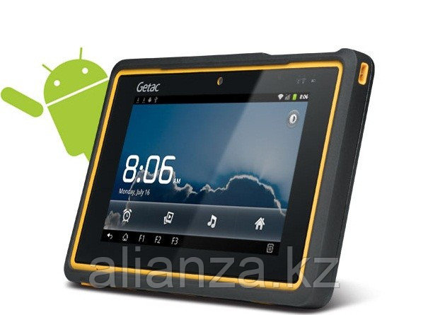 "Защищенный планшет GETAC Z710 Basic, 7.0"""" WSVGA SR, OMAP 4430 Dual Core 1GHz, Z1B7EZDBYAXX"