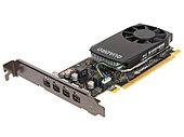 Видеокарта Quadro (490-BEQV) P620 Dell PCI-E 2048Mb