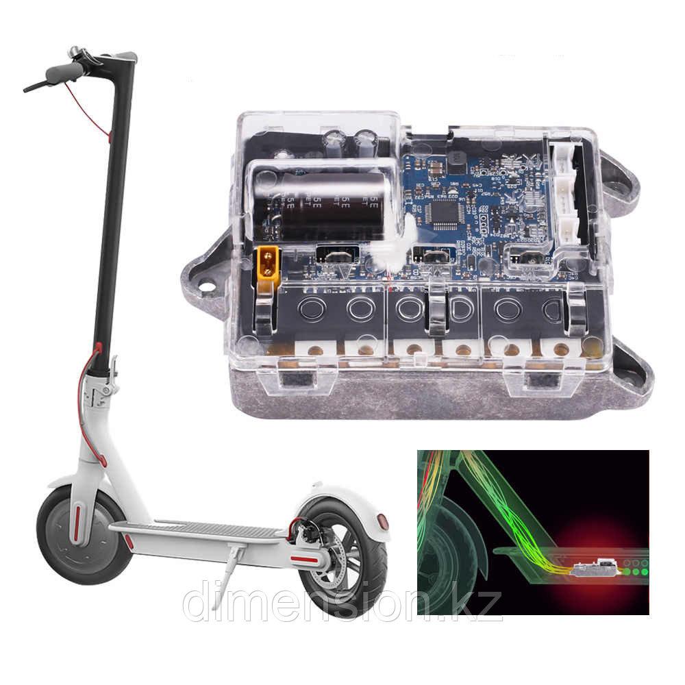 Основная плата (нижняя) оригинал на самокат Xiaomi m365 mijia/Pro electric scooter