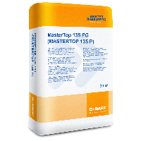 Сухая смесь MasterTop 135 P Natural