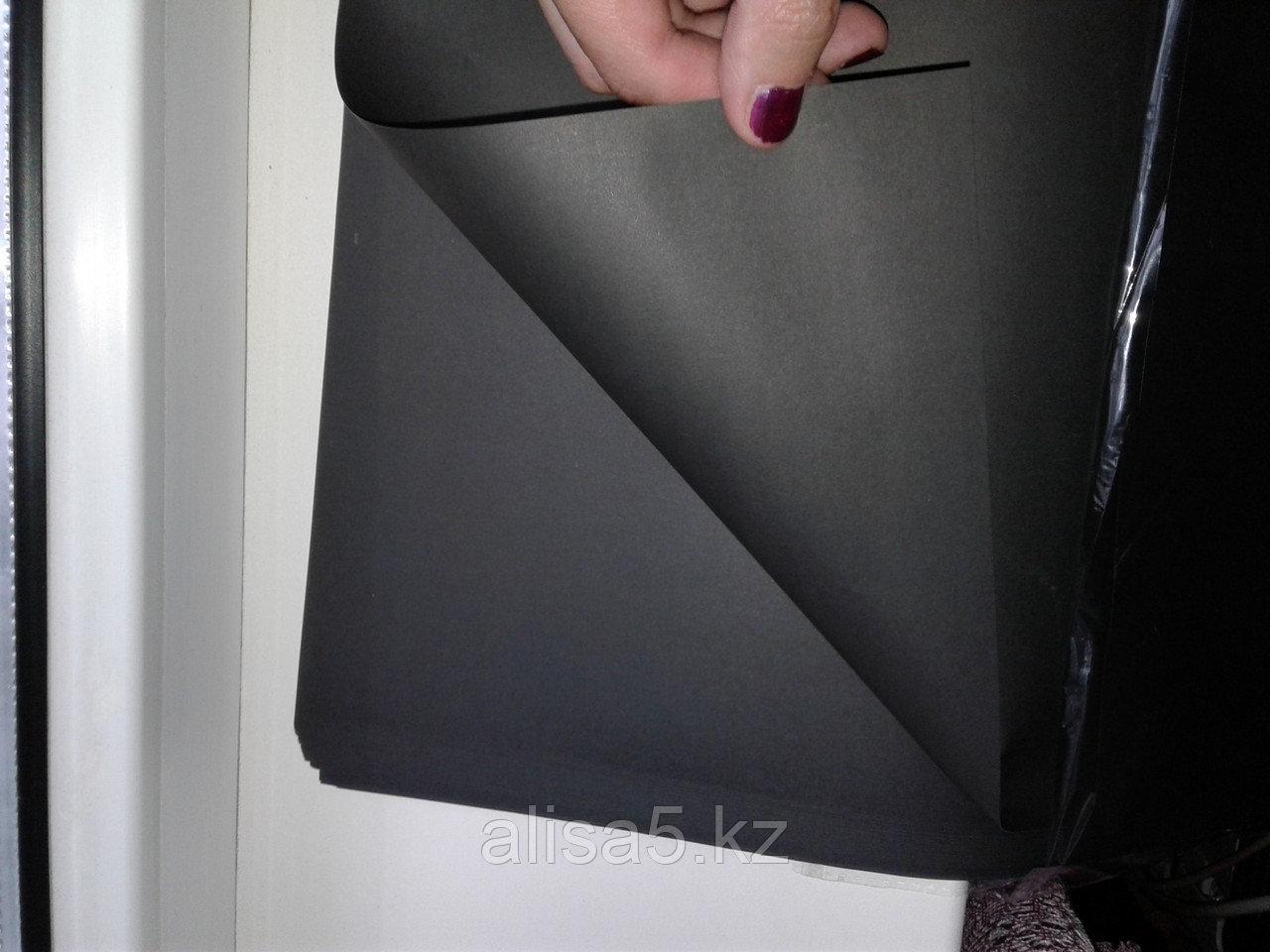 Черная бумага 50 листов