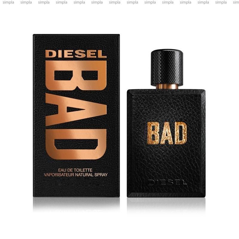 Diesel Bad туалетная вода  (ОРИГИНАЛ)