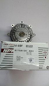 Термомуфта вискомуфта вентилятора MD317679 M93F