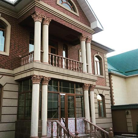 Фасадный декор из пенополистирола, фото 2