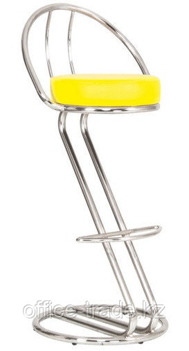 Барный стул Zeta Plus Hoker Chrome