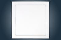 Светодиодная панель JL-MF 24W 1800Lm 6500K, наружная 170*170, фото 1