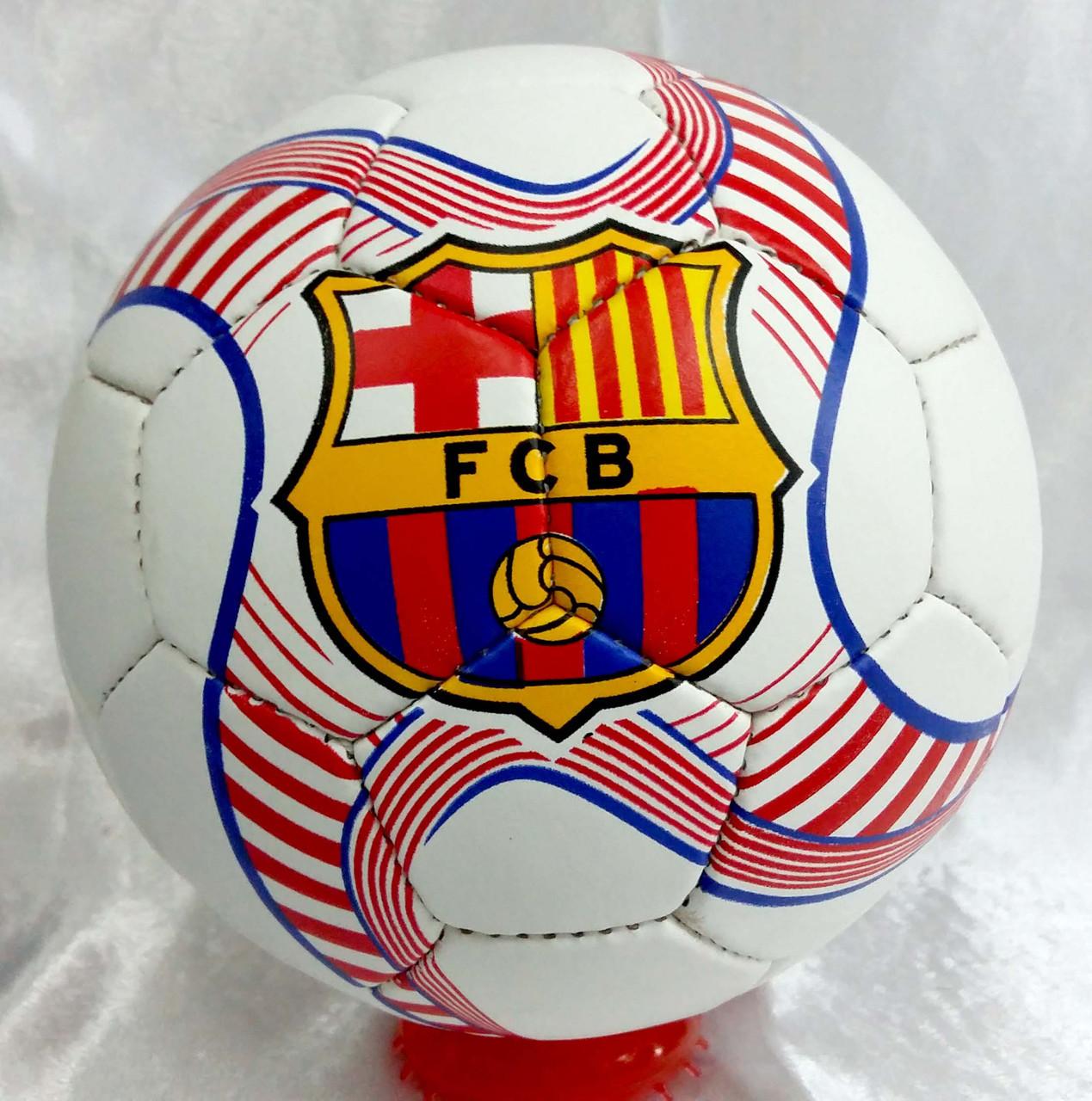 Мяч футбольный Барселона Пакистан size 5
