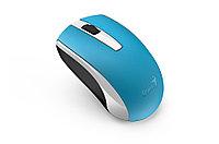 Genius ECO-8100 мышь Беспроводная оптическая цвет Blue