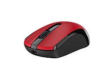 Genius 31030004403 мышь ECO-8100 беспроводная оптическая цвет Red