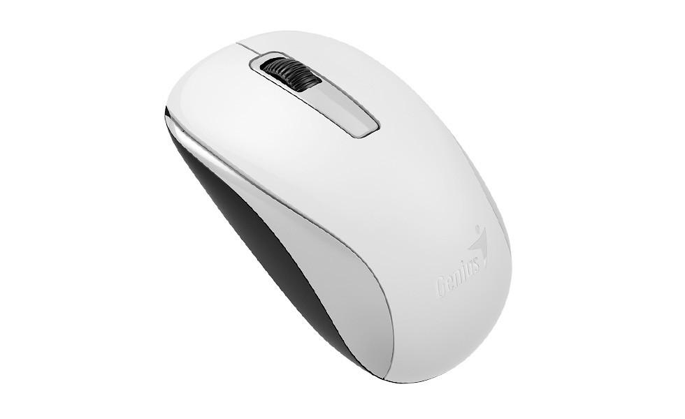 Genius NX-7005 Мышь беспроводная White