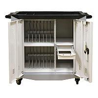 Тележка для хранения и зарядки ноутбуков 16 мест арт. OFFISBOX