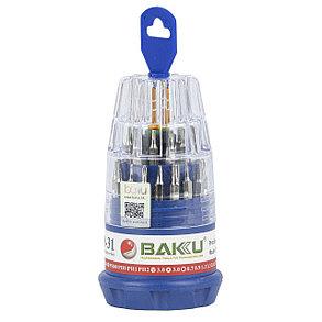 Набор инструментов BAKU BK-630-31 30 предметов, фото 2