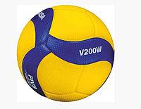 Волейбольный мяч Mikasa MVA V200W