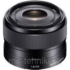 Объектив Sony E 35mm f/1.8 OSS